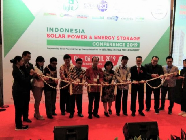Global Expo Management (GEM) menggelar pameran teknologi ramah lingkungan