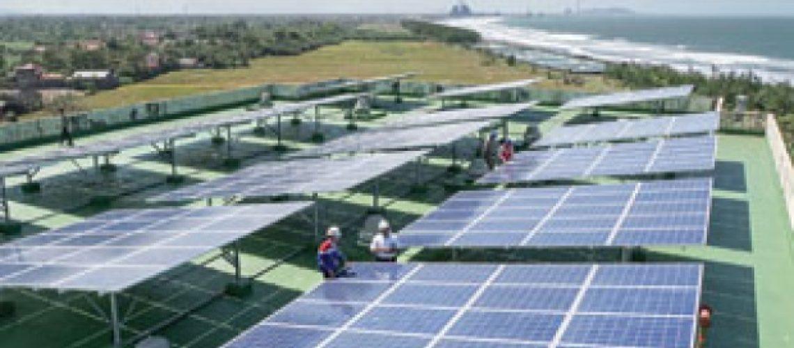Realisasi Energi Terbarukan Hanya 7,7 Persen